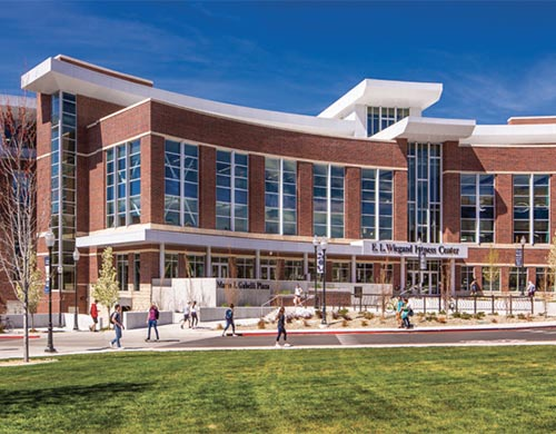 E.L. Wiegand Fitness Center